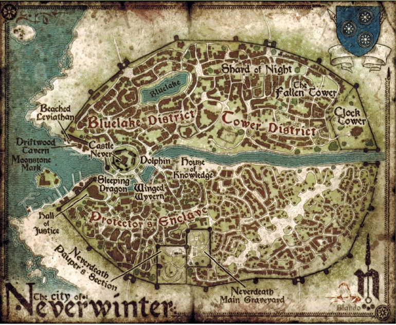 faerun > Neverwinter